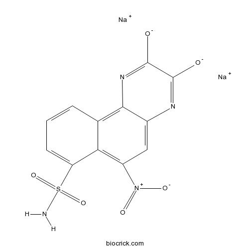 NBQX disodium salt   CAS:479347-86-9   High Purity   Manufacturer ...