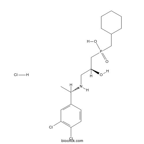 CGP 54626 hydrochloride