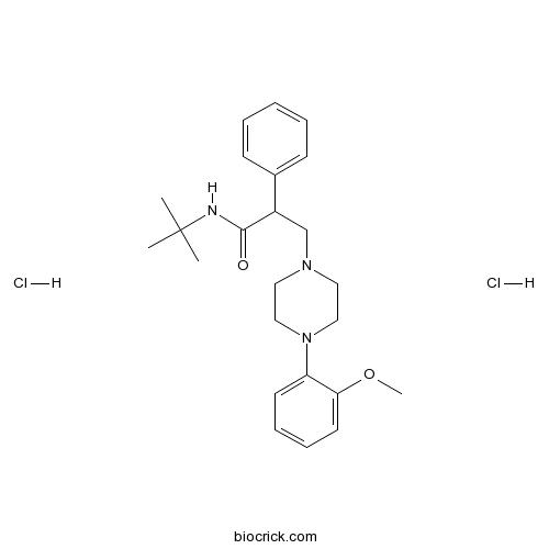 (S)-WAY 100135 dihydrochloride