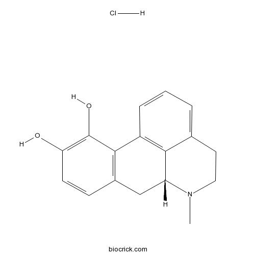 (R)-(-)-Apomorphine hydrochloride