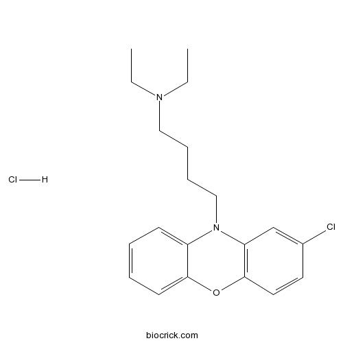 10-DEBC hydrochloride