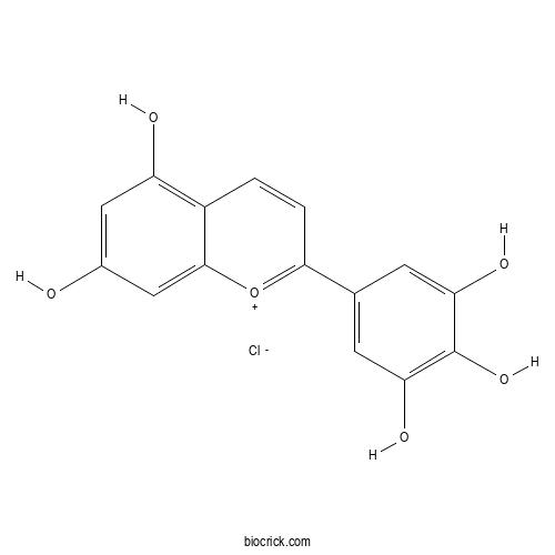 Tricetinidin chloride