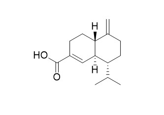 (-)-Cadin-4,10(15)-dien-11-oic acid