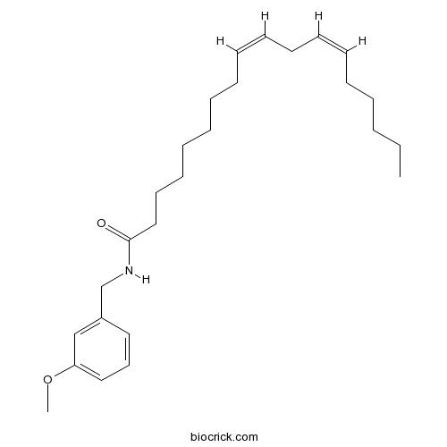 (9Z,12Z)-N-(3-Methoxybenzyl)octadeca-9,12-dienamide