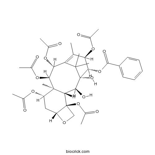14beta-Benzoyloxy-2-deacetylbaccatin VI