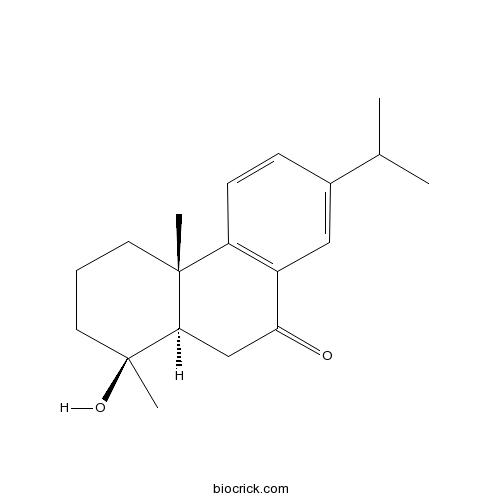 19-Nor-4-hydroxyabieta-8,11,13-trien-7-one