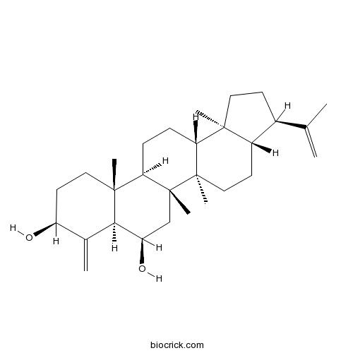 24-Norhopa-4(23),22(29)-diene-3尾,6尾-diol