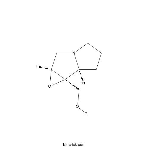 1,2-Epoxy-1-hydroxymethylpyrrolizidine