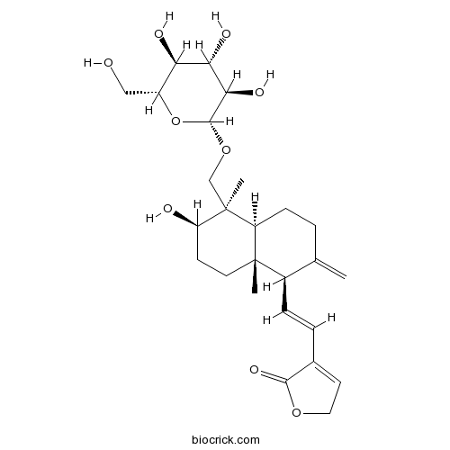 14-Deoxy-11,12-didehydroandrographiside