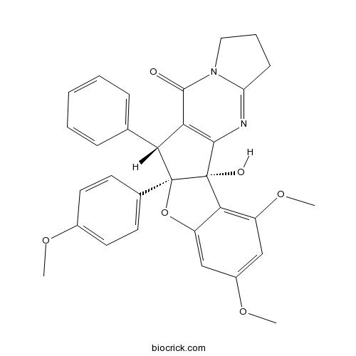 Dehydroaglaiastatin