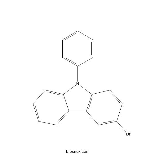 3-Bromo-N-phenylcarbazole