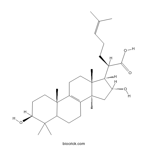 16 alpha-Hydroxytrametenolic acid