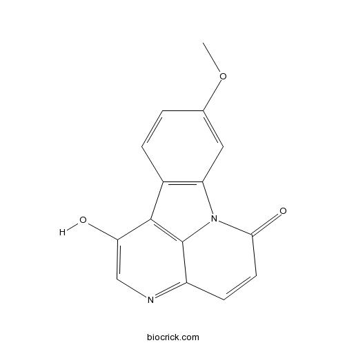 1-Hydroxy-9-medroxycanthin-6-one