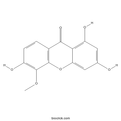 1,3,6-Trihydroxy-5-methoxyxanthone