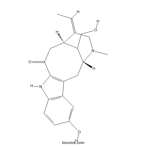 10-Hydroxy-16-epiaffinine