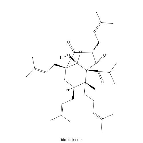 8-Hydroxyhyperforin 8,1-hemiacetal