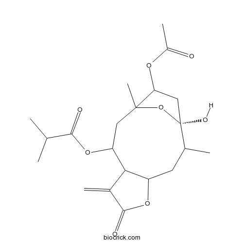 1-Acetyltagitinin A