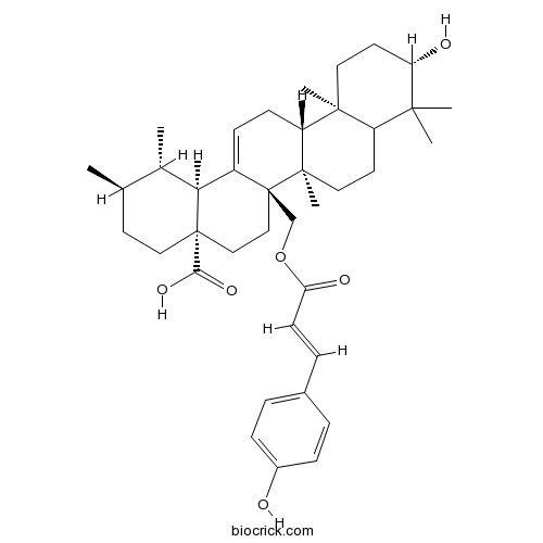 27-p-Coumaroyloxyursolic acid