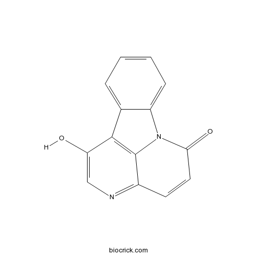 1-Hydroxycanthin-6-one