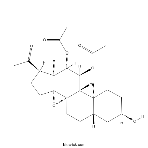 11,12-Di-O-acetyltenacigenin B