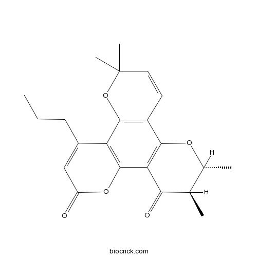12-Oxocalanolide A