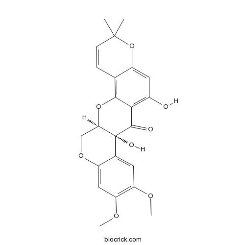 11-Hydroxytephrosin