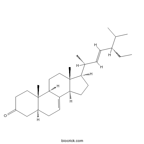 alpha-Spinasterone   CAS:23455-44-9 For Research Use   High Purity