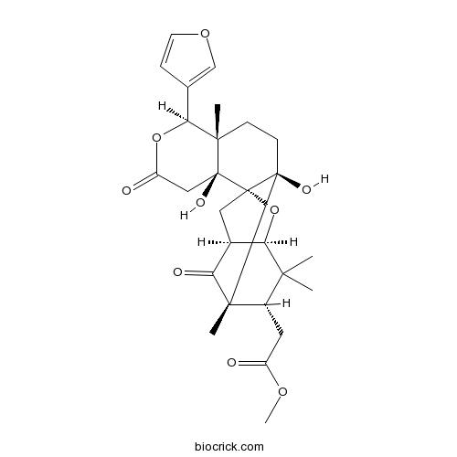 6-Deoxy-9alpha-hydroxycedrodorin
