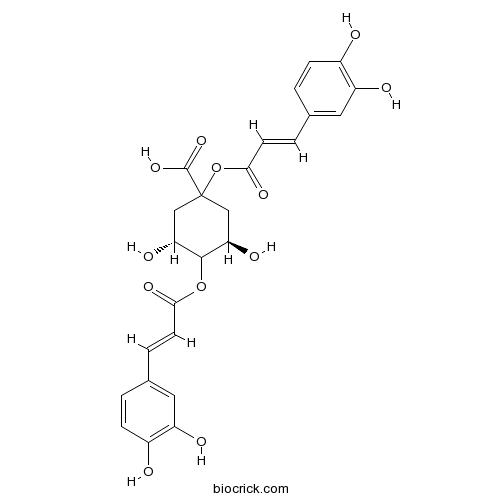 1,4-Dicaffeoylquinic acid