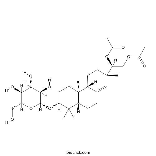 15,16-Di-O-acetyldarutoside
