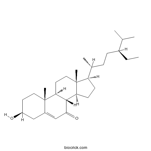 3beta-Hydroxyporiferast-5-en-7-one
