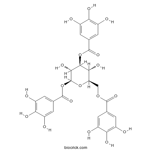136 Tri O Galloylglucose